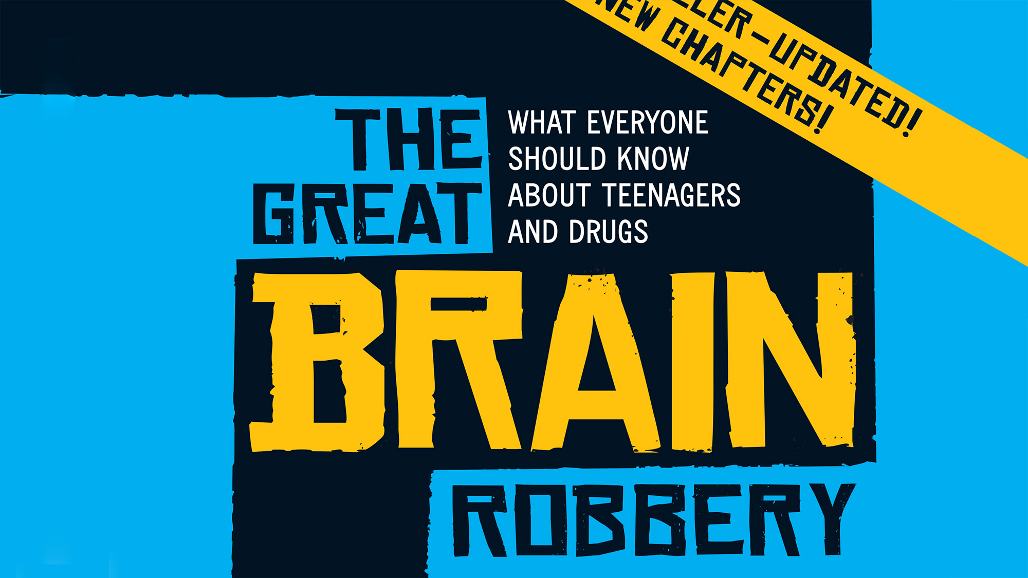 Print: Great Brain Robbery - book cover redesign