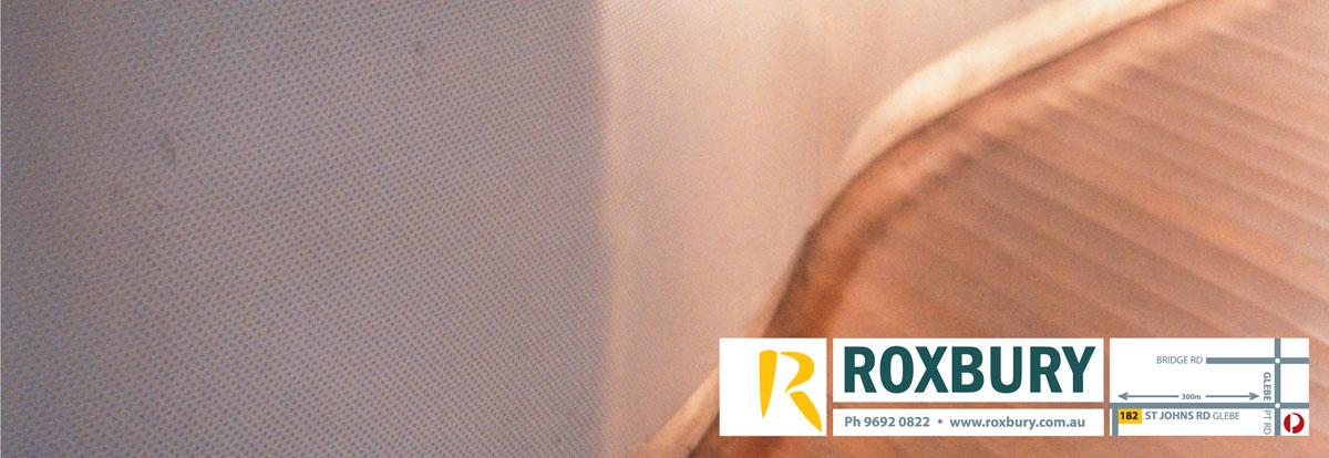 Roxbury branding