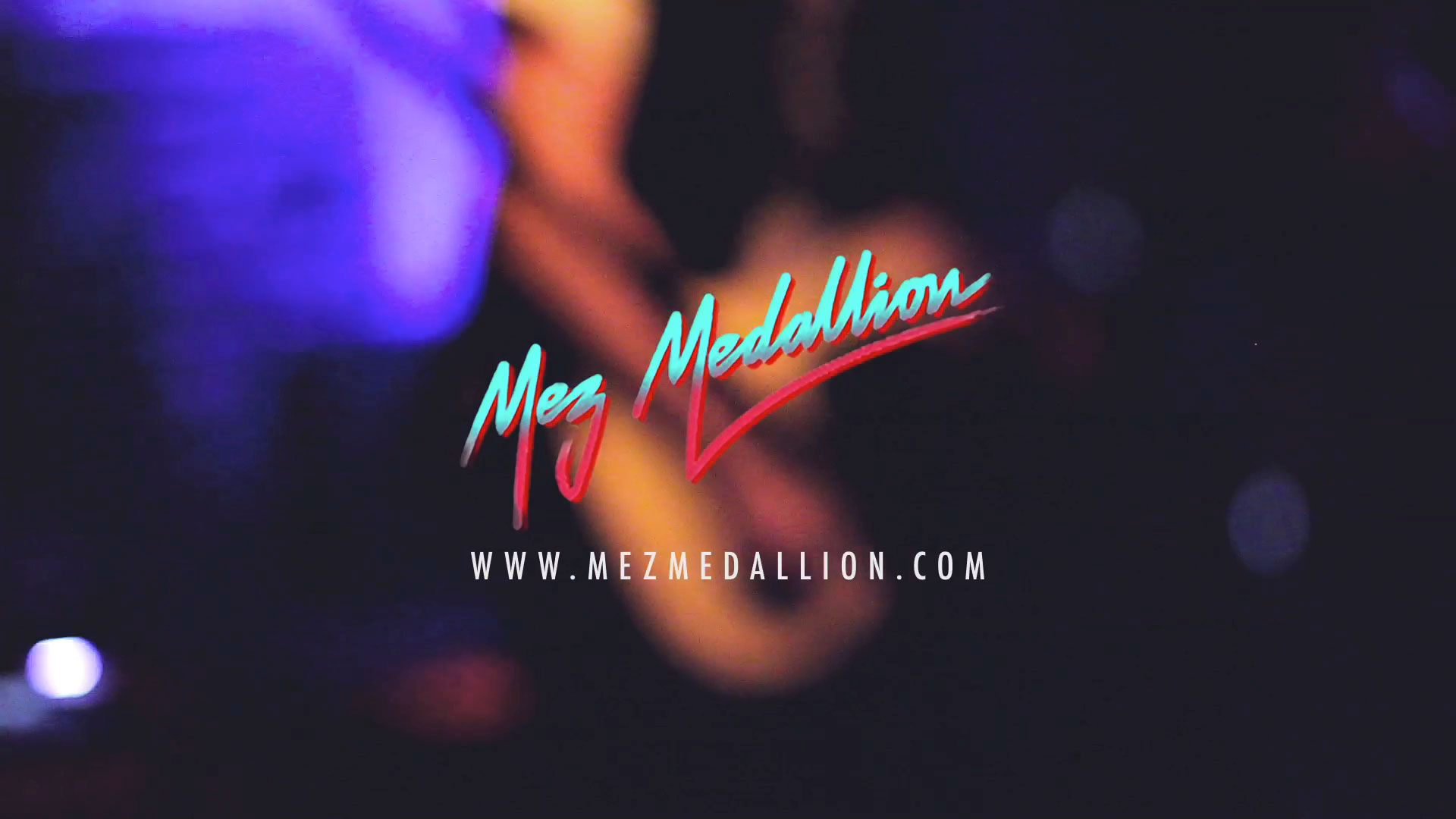 Video EPK: Mez Medallion