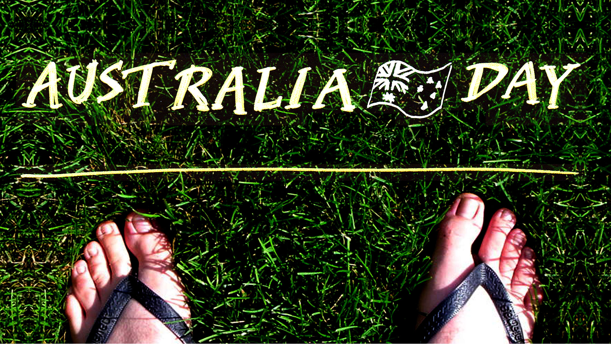 Print / Web: Australia Day