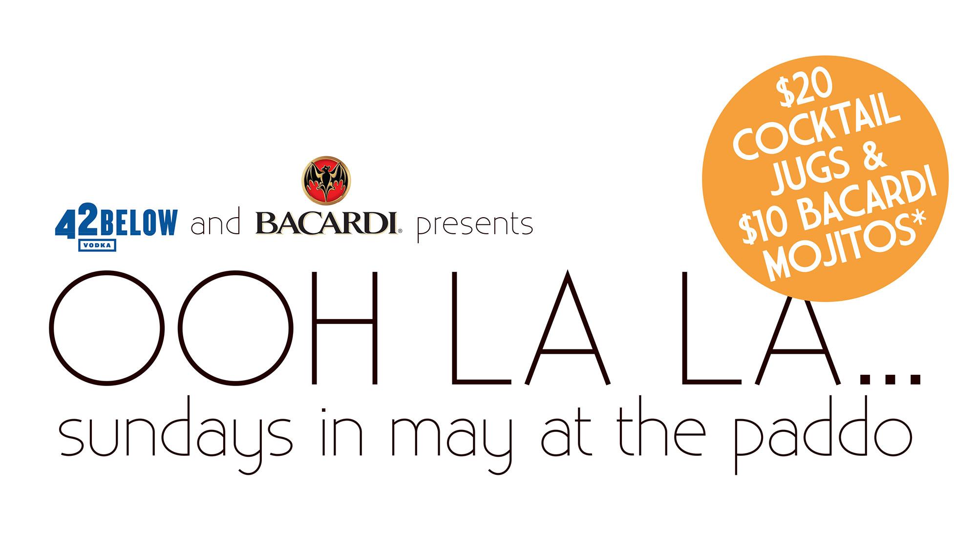 Print / Web: Ooh La La - Event Branding